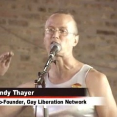 Andy Thayer, Gay Liberation Network