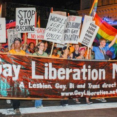 "Matthew Shepard March 2007 ""March for LGBT Freedom!"" (7/7)"